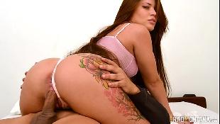 Yasmin Mineira fode com vizinho com calcinha de ladinho